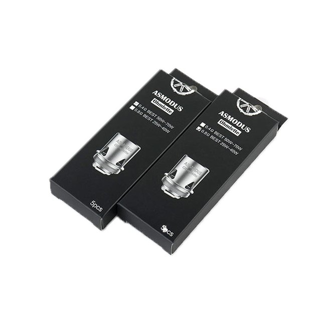 Asmodus Ohmlette 5 Pack Replacement Coils