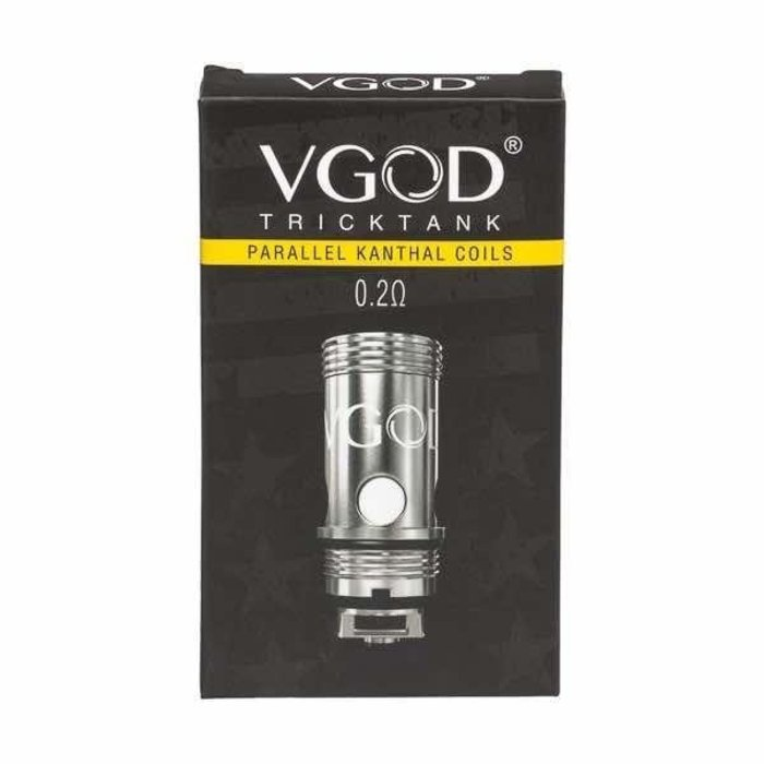 Vgod Trick Tank 5 Pack Replacement Coils