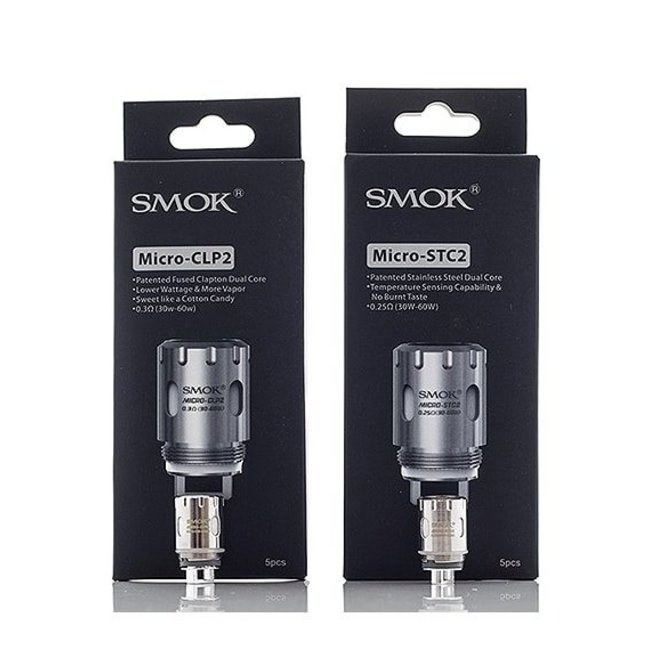 Smok Micro 5 Pack Replacement Coils
