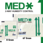 Medtainer 2 Way Humidity Packs