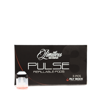 Limitless Mfg Pulse 3 Pack Replacement Pods