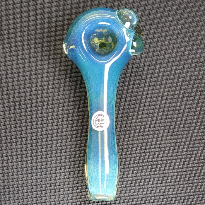"""Ohio Valley Glass 5"""" TL Frit Pipe [OVG17]"""