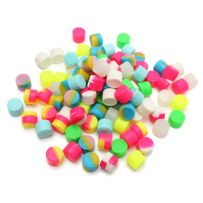 Silicone Storage Puck 2ml Assorted
