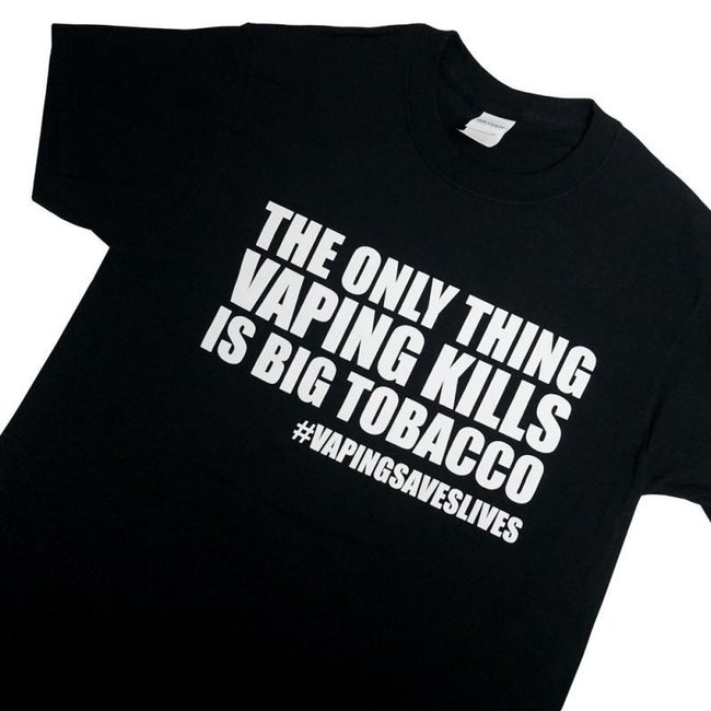 Vaping Kills T-shirt
