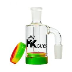 MK Glass Reclaim Catcher 45 Degree 14mm male