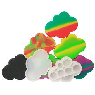 Silicone Storage Jar Cloud Shape 85ml