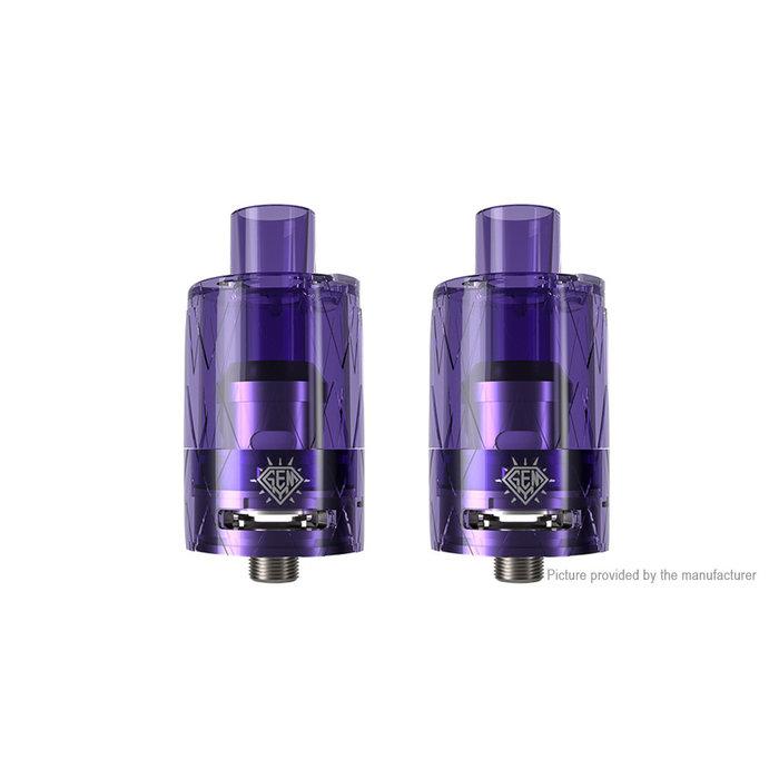 Freemax Gemm Disposable Tank G4 Purple 0.15ohm Quad 40-80 Watts Single