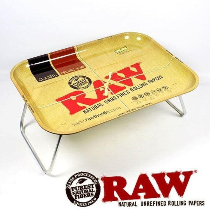 RAW Rolling Tray XXLarge With Legs