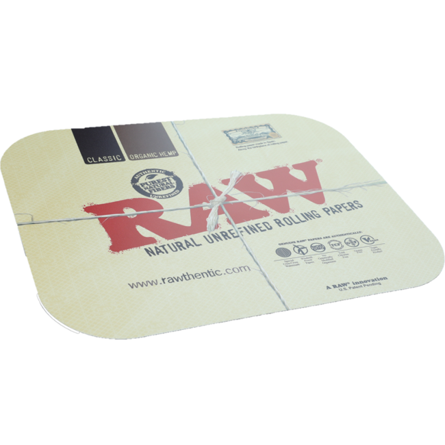 Raw Large Magnetic Rolling Tray Cover