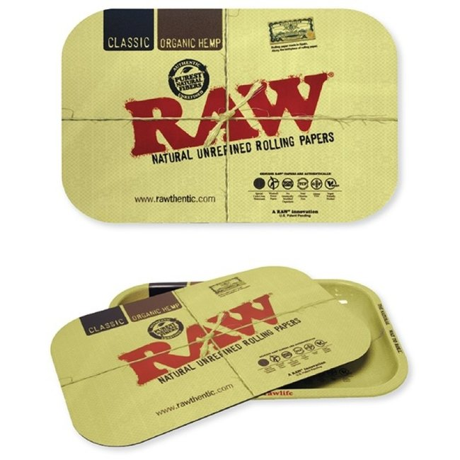 Raw Small Magnetic Rolling Tray Cover
