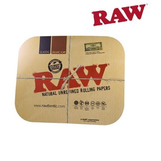 Raw Raw Mini Rolling Tray Magnetic Cover