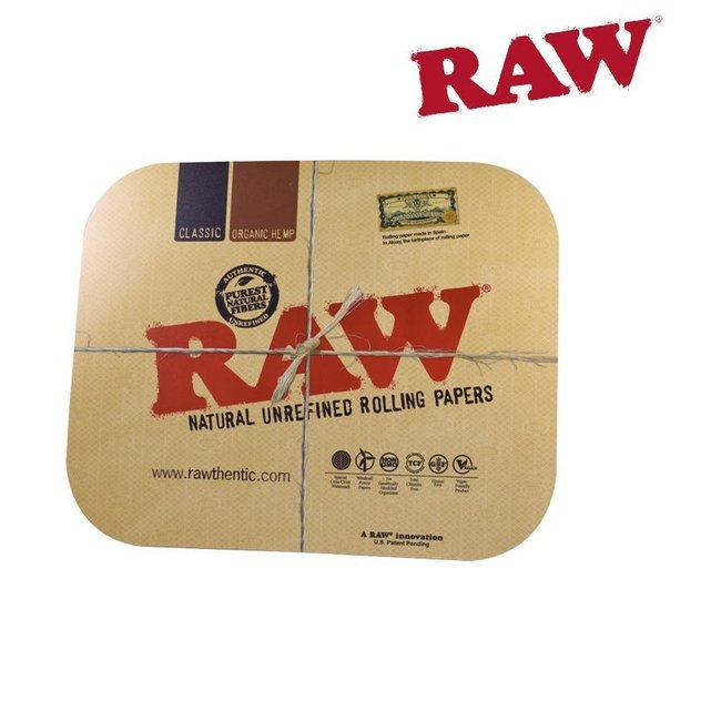 Raw Mini Rolling Tray Magnetic Cover