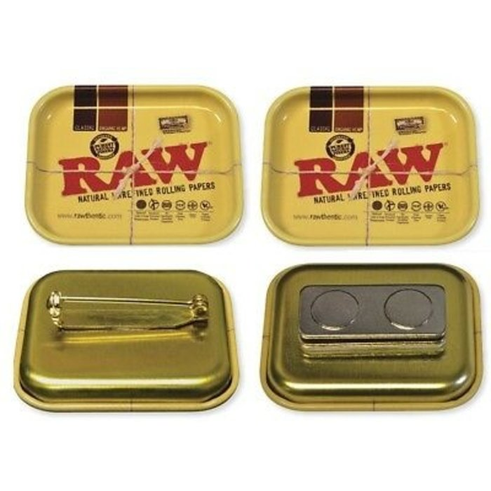 Raw Pin Tray