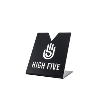 High Five High Five Matte Black Coil Stand