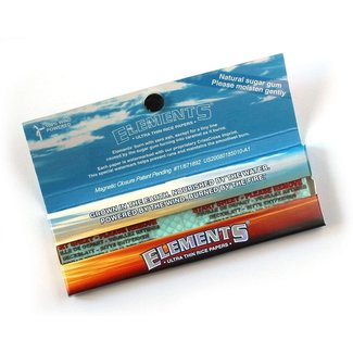 Elements Elements 1 1/4 Size Rolling Papers