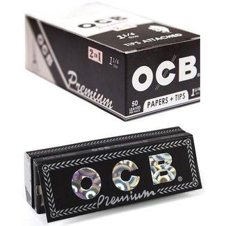 OCB OCB Premium 1 1/4 Cigarette Rolling Papers