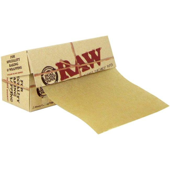 Raw Parchment Paper 100mm x 4m