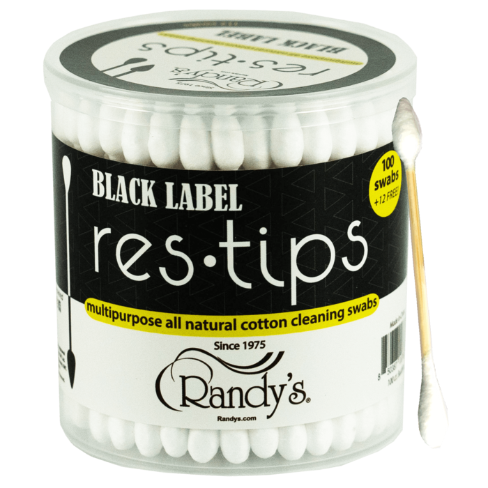Randy's Black Label Res-Tips 112ct