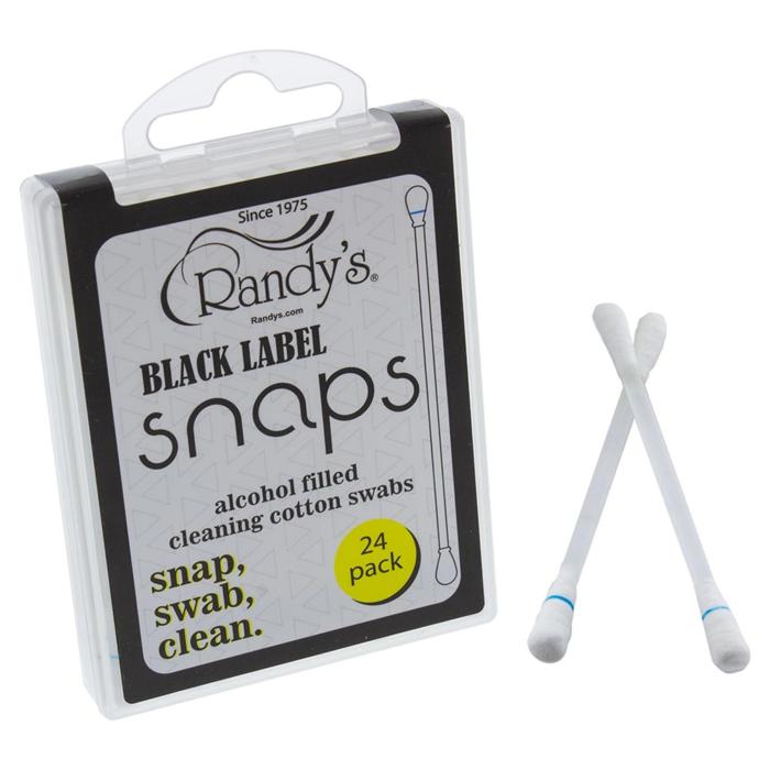 Randy's Black Label Snaps