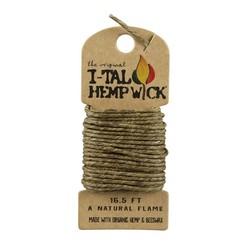 I-Tal Hempwick 16.5 ft roll