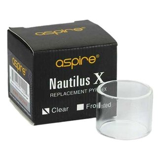 Aspire Aspire Vape Co Nautilus X Glass
