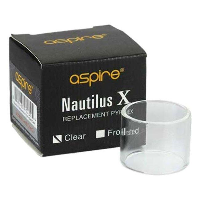 Aspire Vape Co Nautilus X Glass