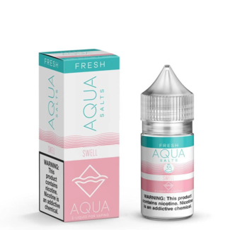 Aqua E-Juice Aqua Salt Nicotine 30 ml Bottle