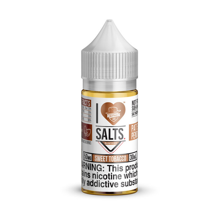MadHatter Salt Nicotine 30 ml Bottle