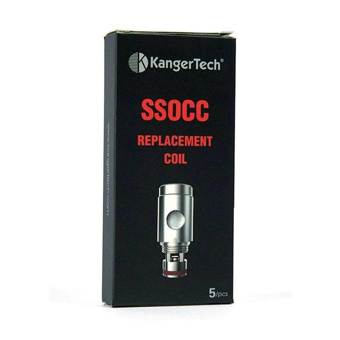 KangerTech Ssocc 5 Pack Replacement Coils