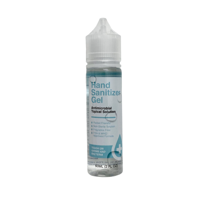 Hand Sanitizer Gel Antimicrobial 80% Alcohol v/v