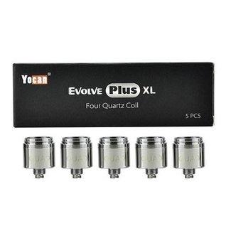Yocan Yocan Plus XL Quad Quartz 5 Pack Replacement Coils