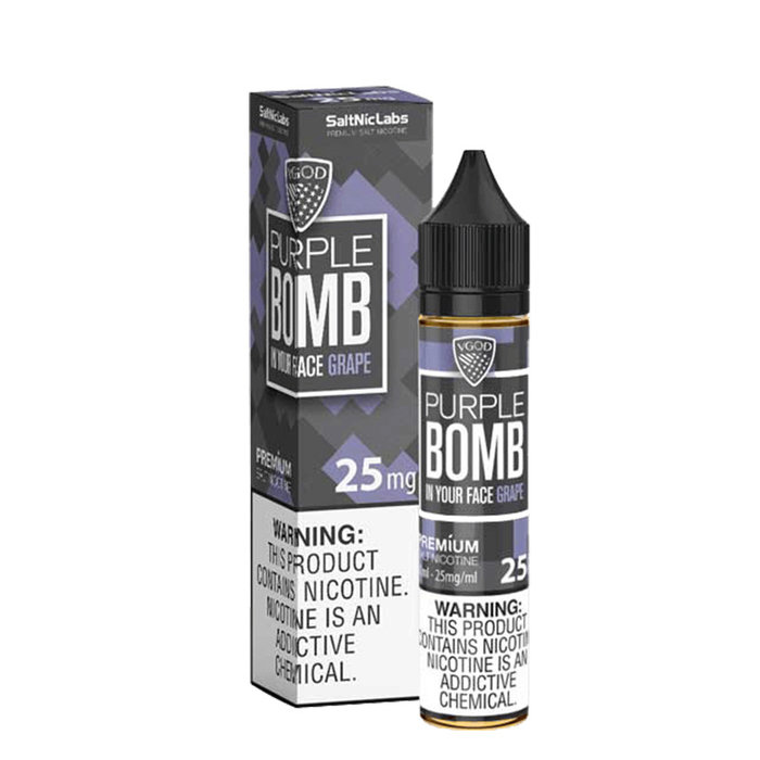 VGOD Bomb SaltNic 30 ml Bottle