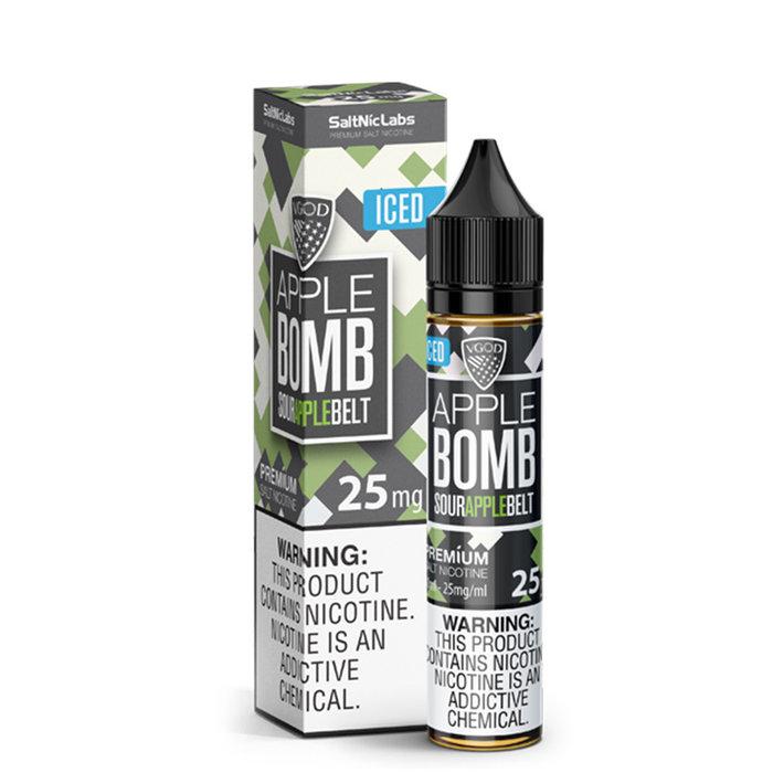 VGOD Bomb SaltNic 30 ml Bottle