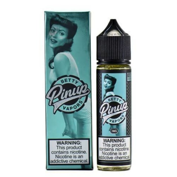 Pinup Vapors Betty 60 ml Bottle