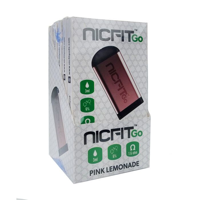 Nic Fit Go Disposable 60mg 3ml