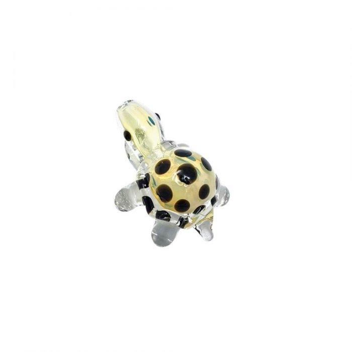 Mini Turtle Pipe Pendant