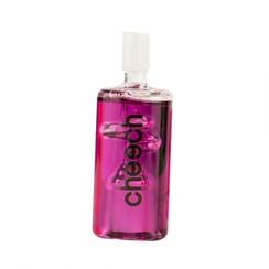 Cheech Glass Adapter Freezer Glycerine-Filled Ice Chiller 'Ash Catcher' 14mm Purple