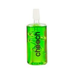 Cheech Glass Adapter Freezer Glycerine-Filled Ice Chiller 'Ash Catcher' 14mm Green