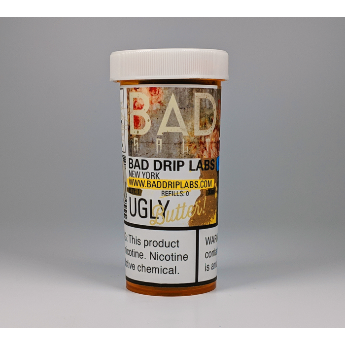 Bad Salt 30 ml Bottle  Ugly Butter 25 mg