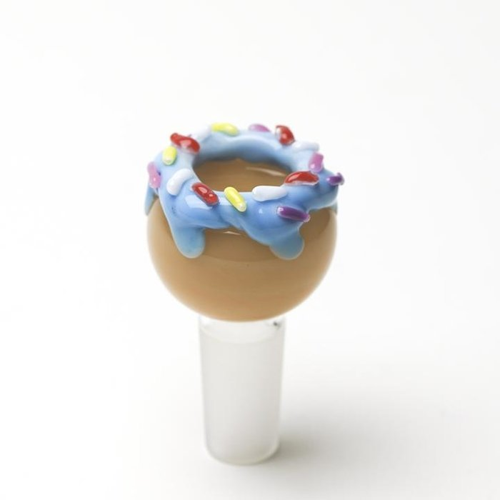 Empire Glassworks Donut Bowl Piece