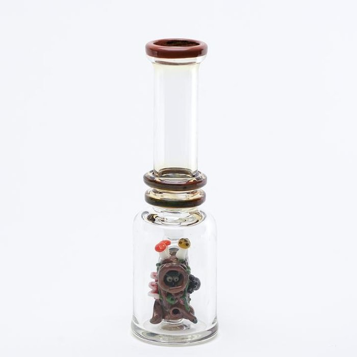 Empire Glassworks Renew The Redwood Mini Beaker