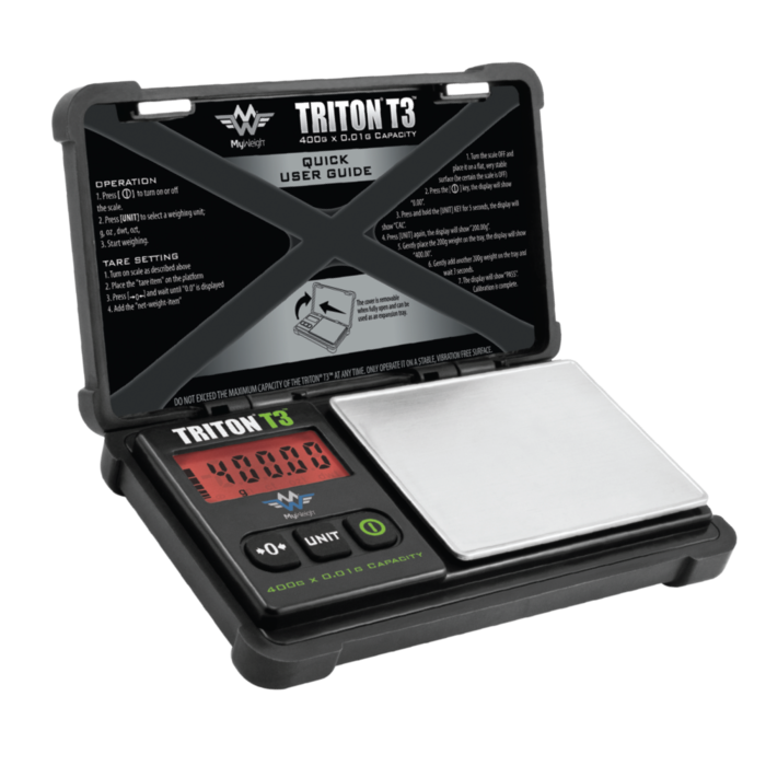 MyWeigh Triton T3 400 Scale