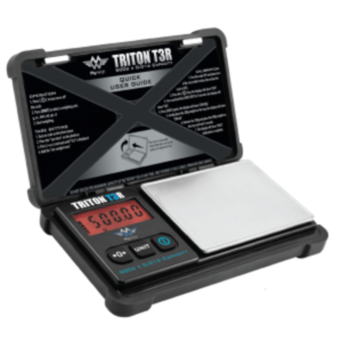 MyWeigh Triton T3R 500 Rechargeable Scale