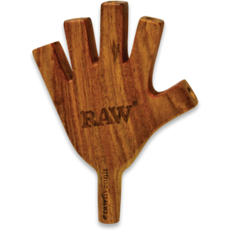Raw RAW Natural Wood Five On It