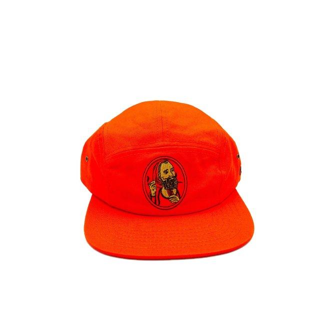 Zig-Zag Classic Hat Orange
