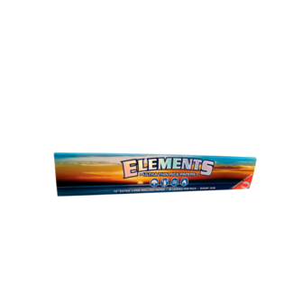 """Elements Elements Ultra Thin Rice Rolling Papers 12""""  Super Size"""