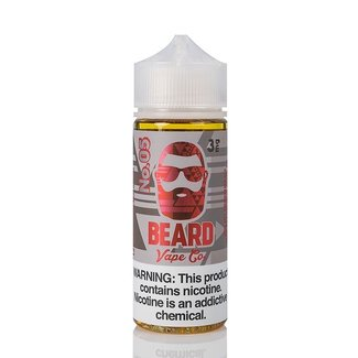 Beard Vape Co 120 ml Bottle