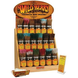 Wild Berry Wild Berry Incense Stick Assorted
