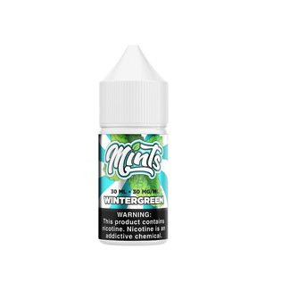 Mints Mints Salt Nicotine 30 ml Bottle