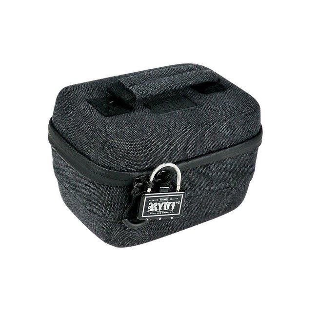 RYOT Small Safe Case Black